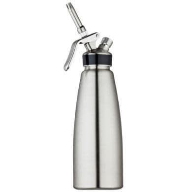 500ml Shiny Professional Stainless Steel Whipper | Cheeky Monkey
